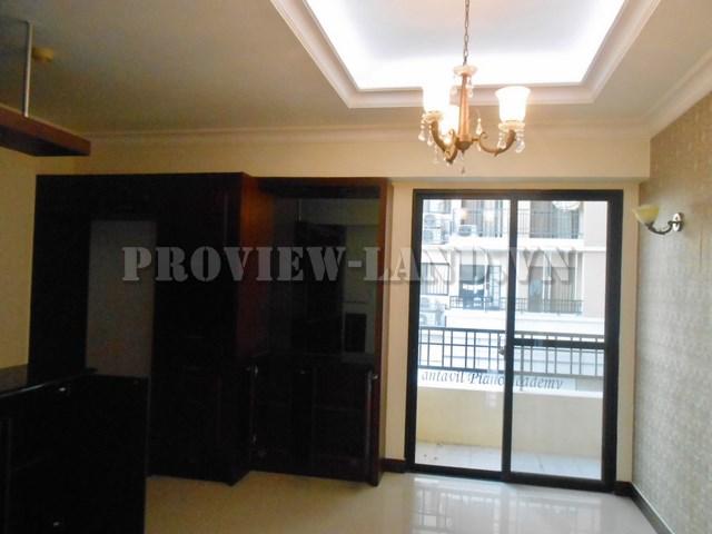 Bán căn hộ cao cấp Cantavil quận 2 nhà mới 150m2 3PN không nội thất