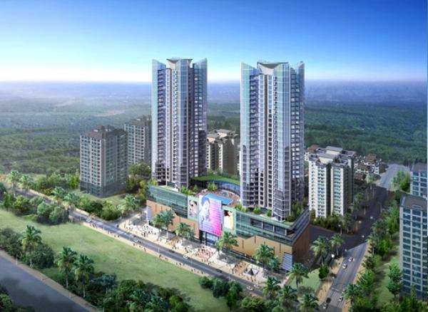 Bán căn hộ chung cư tại Cantavil An Phú 125m2 3PN thiết kế sang trọng view đẹp