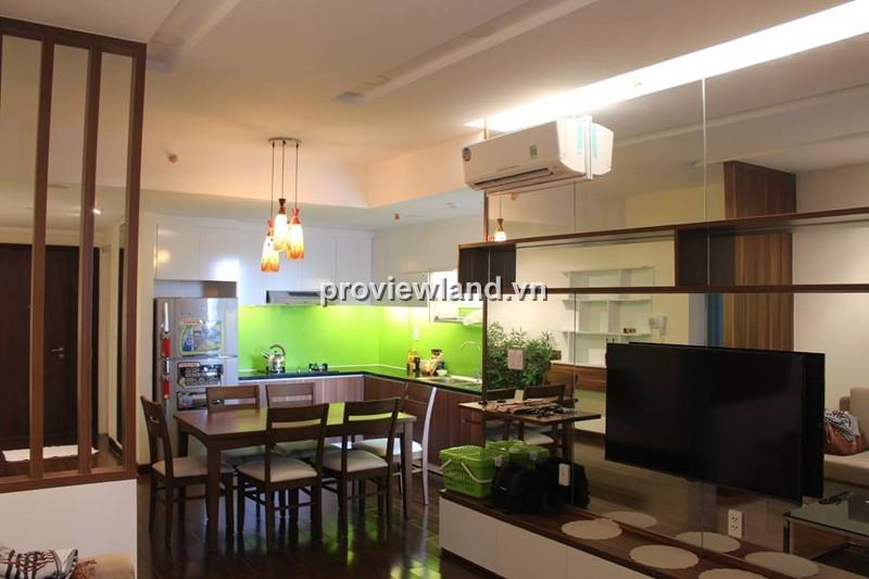 Căn hộ Tropic Garden Thảo Điền 88m2 2PN thiết kế đối xứng đẹp mắt đầy đủ nội thất