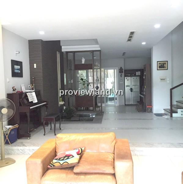 Biệt thự Saigon Pearl quận Bình Thạnh 147m2 1 trệt 2 lầu 4PN sang trọng hiện đại