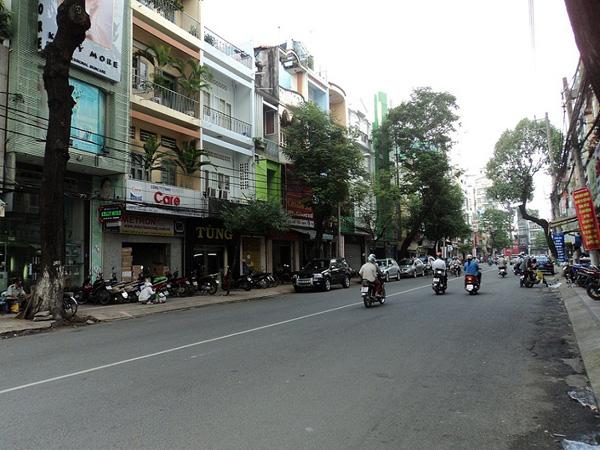 Nhà mặt tiền Võ Văn Tần 1000m2 hiện đang làm văn phòng khu trung tâm