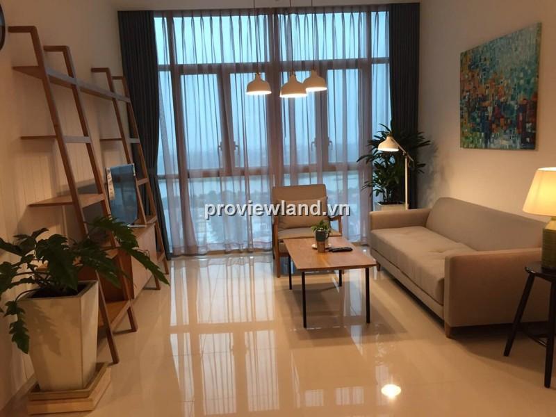 Căn hộ The Vista 101m2 tháp T3 lầu thấp 2PN nội thất cao cấp view sông tuyệt đẹp