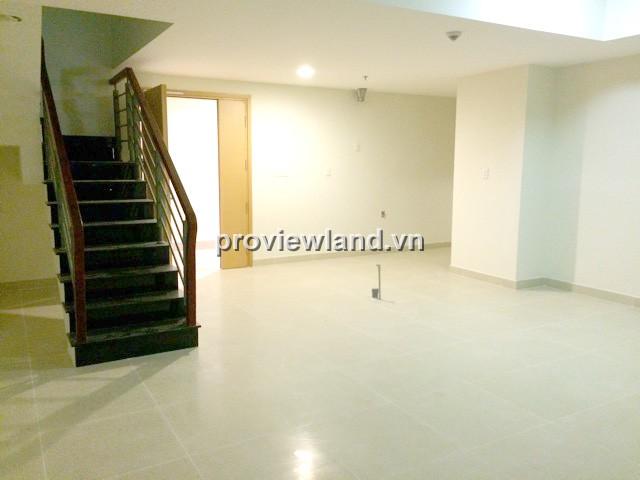 Căn hộ Duplex Masteri Thảo Điền 200m2 4PN nội thất dính tường ban công view đẹp