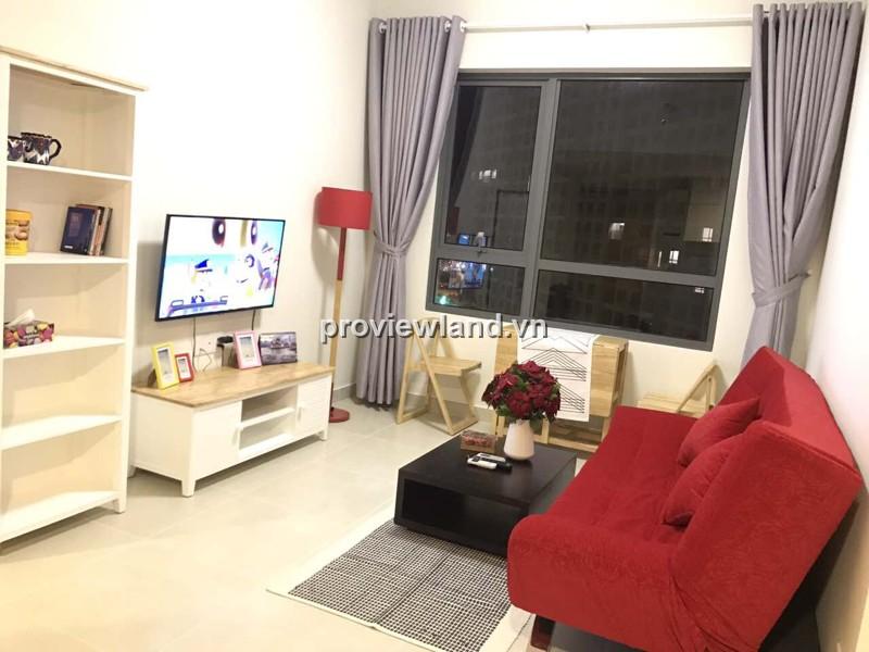Căn hộ Masteri 1PN 48m2 tháp T3 tầng cao đầy đủ nội thất đồ dùng gia đình