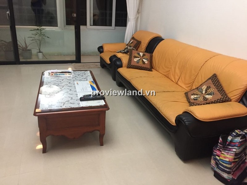 Cantavil An Phu apartment 3 bedrooms low floor nice design 3 balconies with airy view