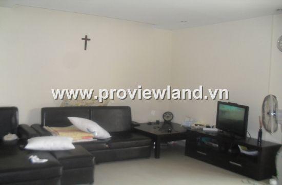 Cho thuê căn hộ An Khang giá 700usd