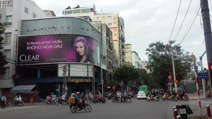 Khách sạn mặt tiền đường Nguyễn An Ninh 8x22m 10 tầng 60 phòng khu sầm uất