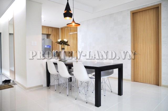 Căn hộ Cantavil Premier 4 PN full nội thất đẹp cho thuê