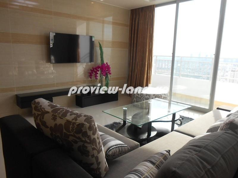 Cho thuê căn hộ Cantavil Premier Quận 2 nội thất đẹp mắt