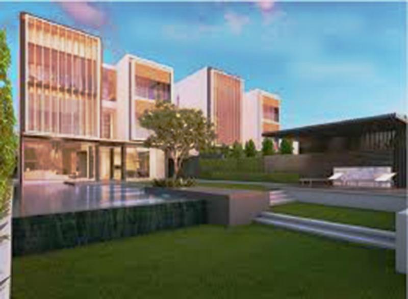 Bán biệt thự sân vườn Holm villas 395m2 DT đất