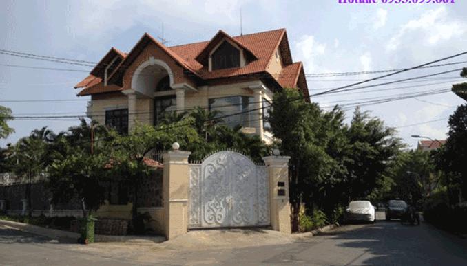 Biệt thự Thảo Điền đường Nguyễn Văn Hưởng giá tốt DT 300-400m2