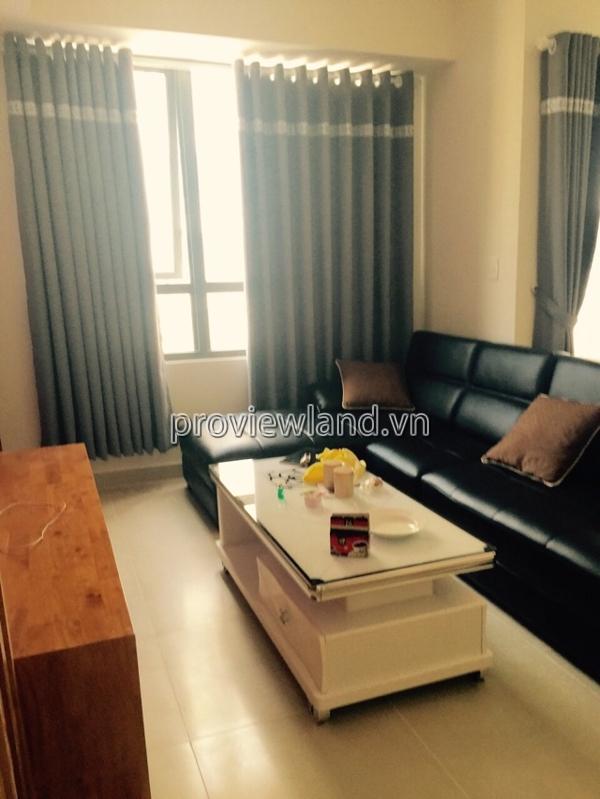 Masteri Thảo Điền dự án cao cấp cho thuê căn hộ 70m2 2PN tầng cao NTĐĐ