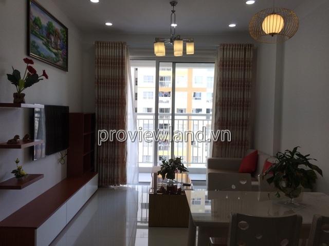 Bán căn hộ Tropic Garden tầng cao 2PN DT 65m2 view đẹp nội thất đầy đủ