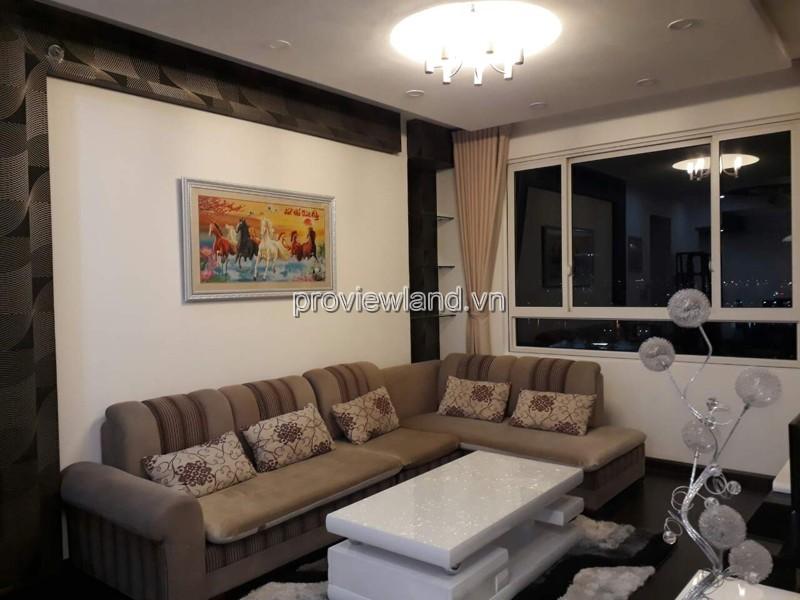 Bán căn hộ Tropic Garden tầng cao 112m2 3PN căn góc view hồ bơi