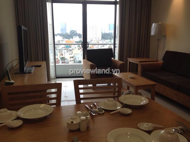 Cần bán căn hộ City Garden tháp B1 72m2 2PN nội thất đầy đủ