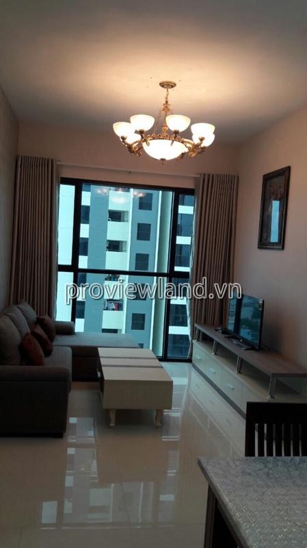 Cho thuê căn hộ Ascent với diện tích 70m2 tầng cao 2 PN