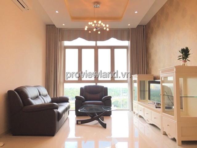 The Vista căn hộ 2PN DT 101m2 view sông nội thất đầy đủ nhà đẹp