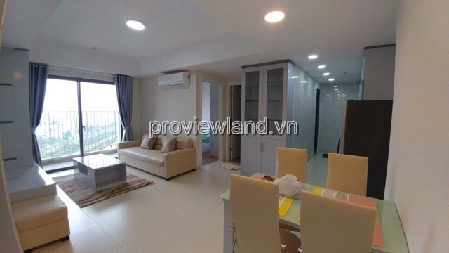 Masteri apartment for rent in Thao Dien District 2 with 2 bedrooms