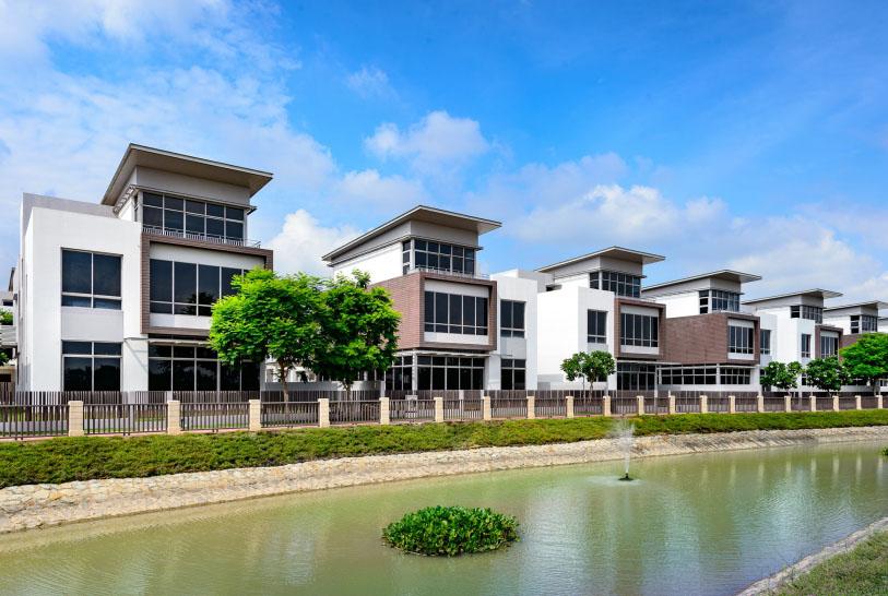 Căn villa bán đẹp nhất khu biệt thự Riviera Cove Quận 9 DT 601m2