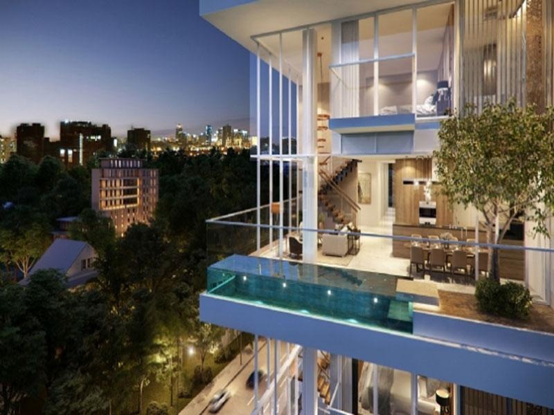 Căn hộ Penthouse siêu sang Serenity Sky Villa Quận 3 bán 5PN hồ bơi riêng