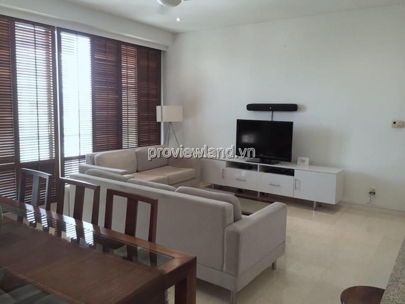 Avalon căn hộ cao cấp Quận 1 cho thuê với 2PN nội thất đầy đủ