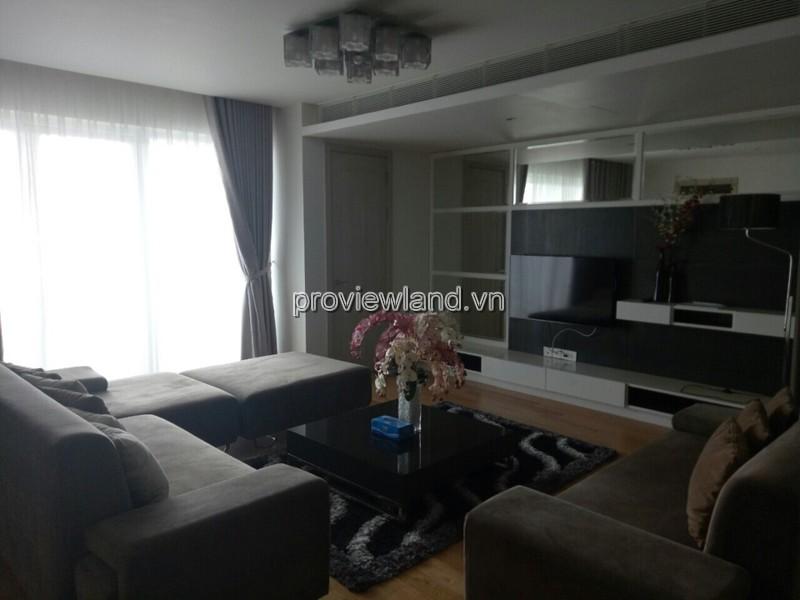 Cho thuê căn hộ Đảo Kim Cương 122m2 lầu 9 đầy đủ nội thất 2PN