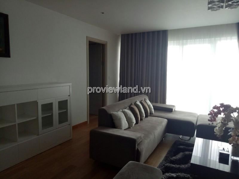 Bán căn hộ Đảo Kim Cương 122m2 view sông tầng cao đầy đủ nội thất