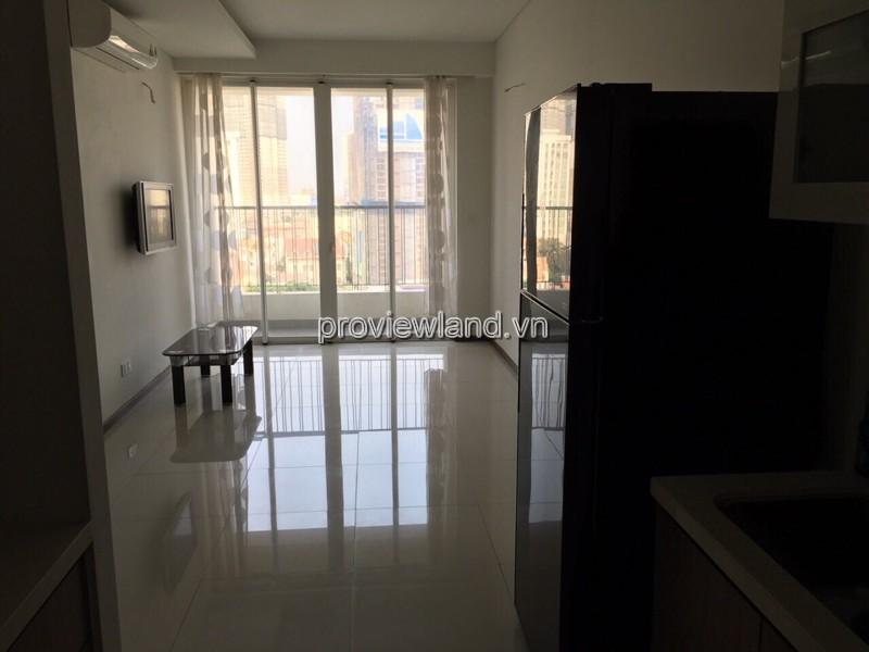 Cho thuê căn hộ Quận 2 Thảo Điền Pearl 100m2 tầng 6 Block A 2PN
