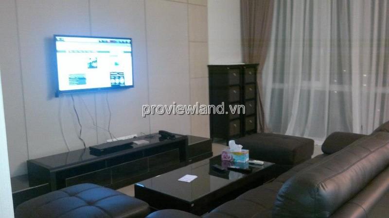 Cho thuê căn hộ Imperia An Phú Quận 2 Block B tầng 8 đầy đủ nội thất DT 95m2 2PN