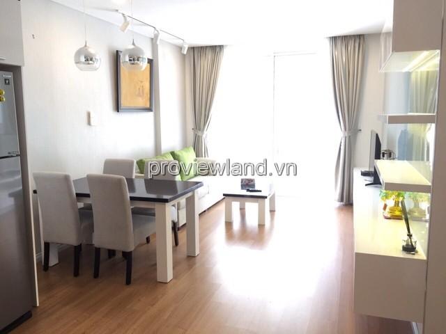 Căn hộ Tropic cho thuê tại Block A1 tầng 8 65m2 2PN đầy đủ nội thất