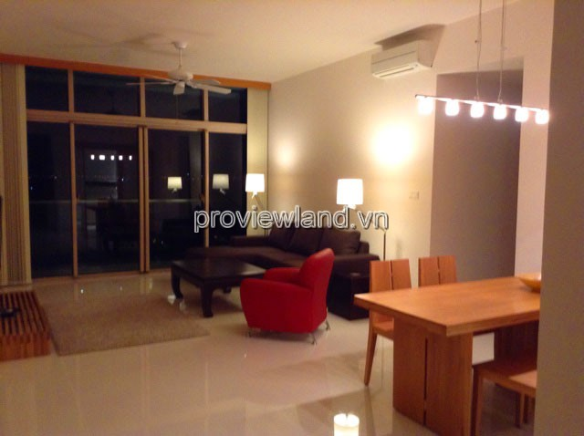 The Vista căn hộ cao cấp cho thuê với diện tích 148m2 3PN tầng thấp nội thất đầy đủ