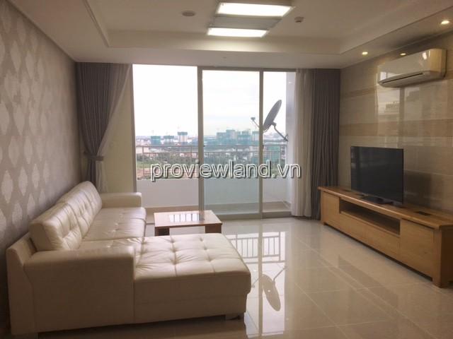 Cho thuê căn hộ Cantavil Premier Quận 2 tháp D2 3PN DT 125m2 đầy đủ nội thất