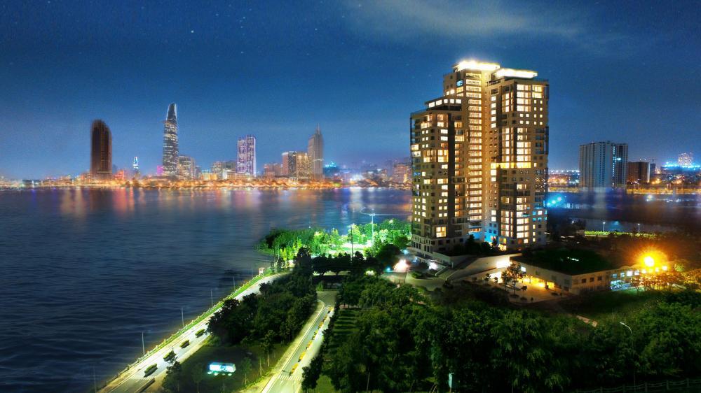 Căn hộ Duplex 4PN DT 308m2 tòa tháp mới Bahamas dự án Đảo Kim Cương