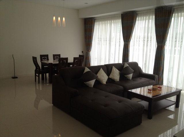 Cho thuê căn hộ Estella Block A2 tầng 21 DT 171m2 3PN view đẹp