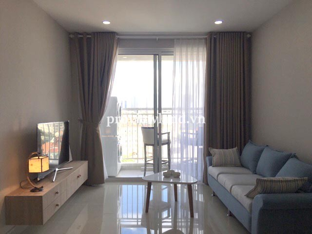 Căn hộ Tropic Garden block A tầng thấp 65m2 2PN nội thất cao cấp view khu Thảo Điền