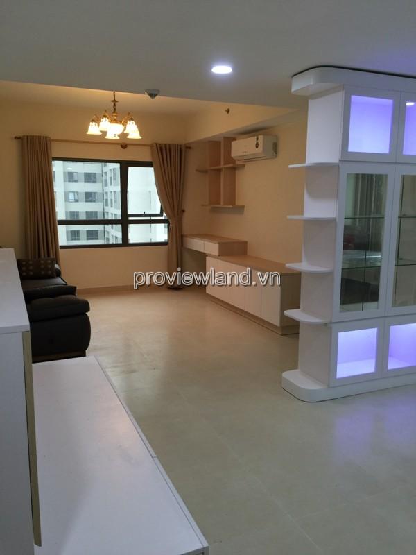 Cho thuê căn hộ ghép Masteri Thảo Điền tháp T1 tầng cao 4PN view Xa Lộ và hồ bơi