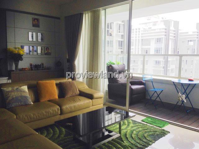 Cho thuê căn hộ cao cấp Sunrise City DT 162m2 3PN tầng cao nội thất đầy đủ