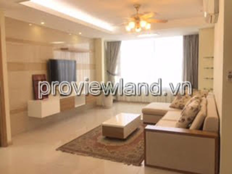 Bán căn hộ Quận 2 Cantavil Premier diện tích 111m2 3pn tầng cao tặng toàn bộ nội thất