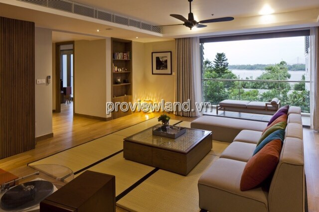 Cho thuê căn hộ Đảo Kim Cương Pool Villa hồ bơi riêng DT 560m2 4PN tầng cao