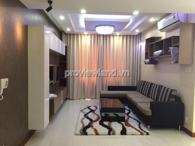 Cho thuê căn hộ cao cấp Tropic Garden tầng 6 Block C1 DT 112m2 3PN