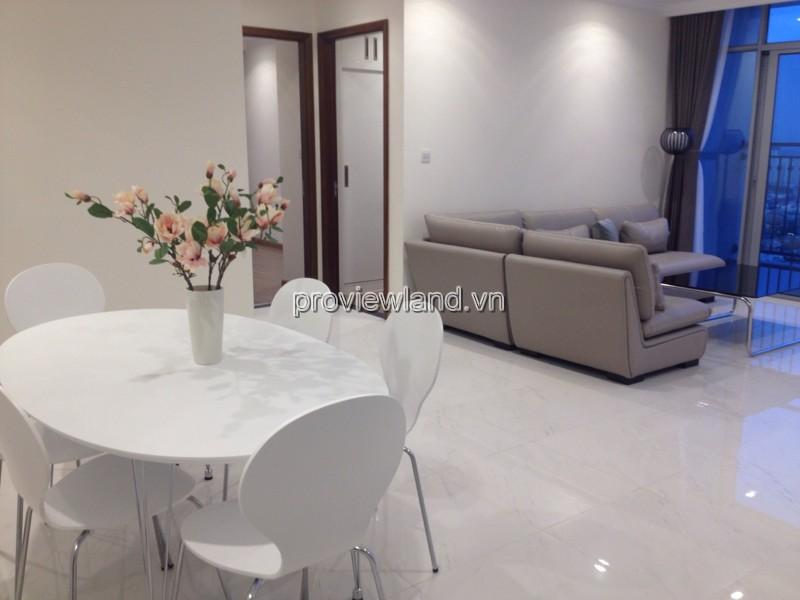 Cho thuê căn hộ Vinhomes Quận Bình Thạnh có DT 147m2 3PN