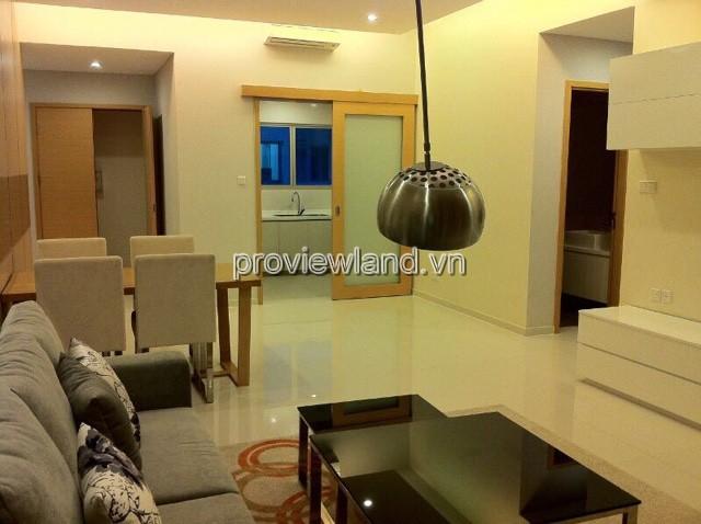 Căn hộ cao cấp The Vista cho thuê 142m2 3PN view sông đầy đủ nội thất