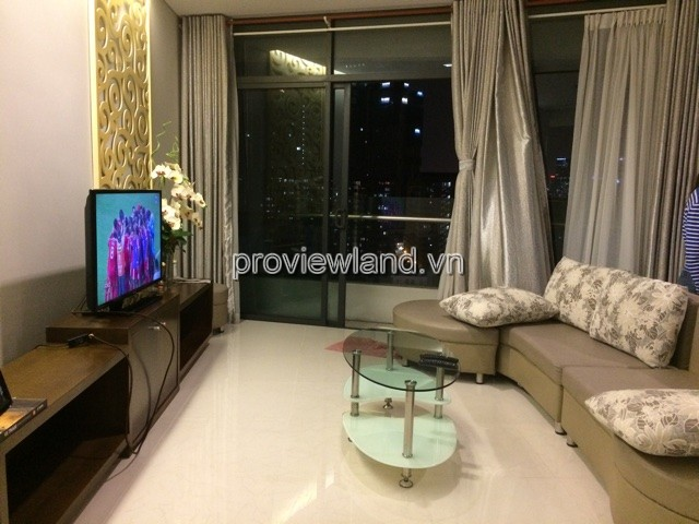 Cho thuê căn hộ cao cấp City Garden tại Block A DT 102m2 2PN view City