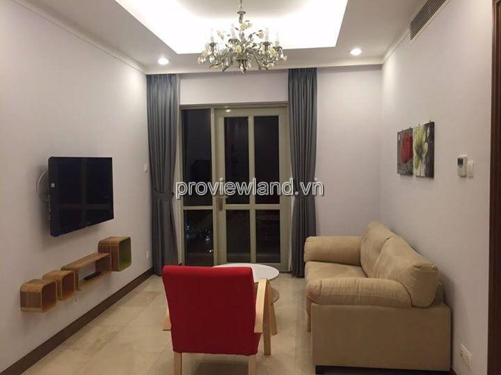 Cho thuê căn hộ Saigon Pavillon Quận 3 82m2 diện tích 2 pn