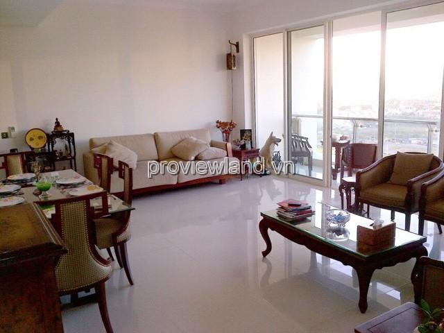 Bán căn hộ Estella Quận 2 tầng cao view City 3PN DT 124m2