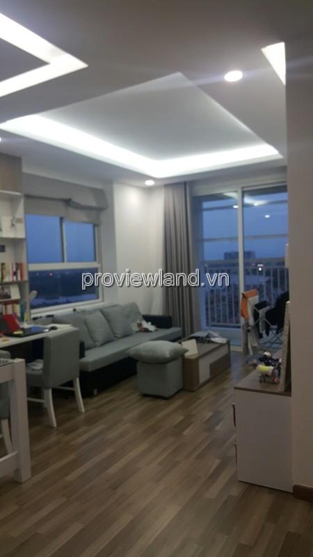 Bán căn hộ Tropic Garden Quận 2 tầng cao tháp A2 DT 85m2 2Pn view sông