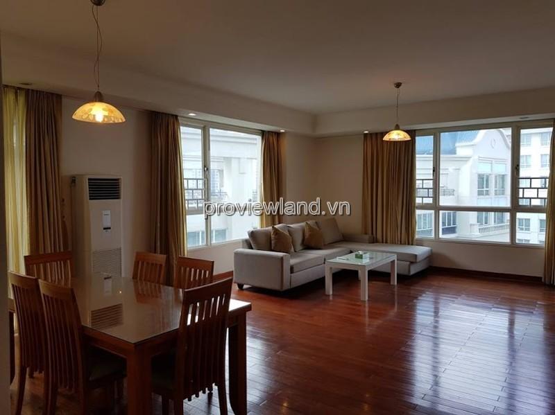 Bán căn hộ The Manor tầng cao DT 158m2 có sổ hồng 3PN đầy đủ nội thất