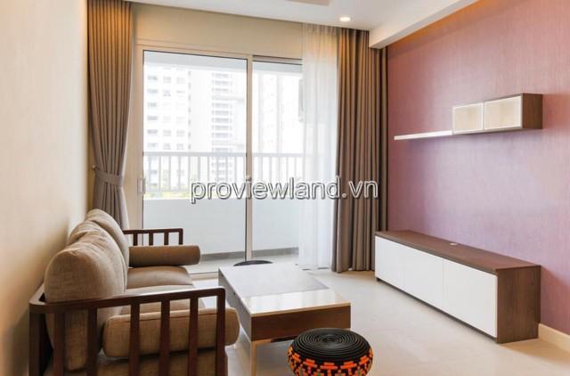 Căn hộ Lexington cho thuê tầng 7 view hồ bơi có DT 101m2 3PN đầy đủ nội thất