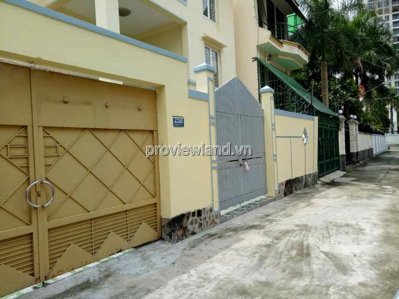 Cho thuê Nhà Quận 2 đường Nguyễn Ư Dĩ DT 224m2 3 tầng 4PN