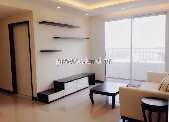 Cho thuê căn hộ Tropic Garden Quận 2 DT 88m2 2PN view sông đầy đủ nội thất